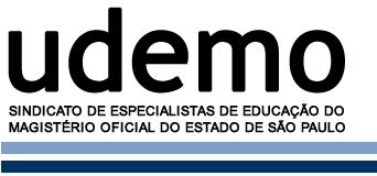 Sindicato de Especialistas de Educação do Magistério Oficial do Estado de São Paulo – UDEMO